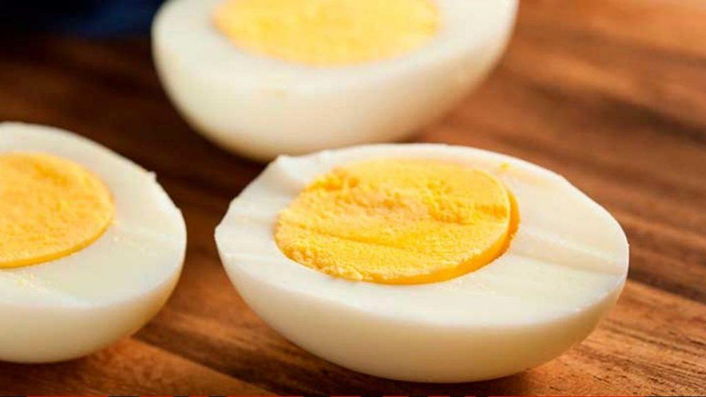 Proteinas y nutrientes del huevo
