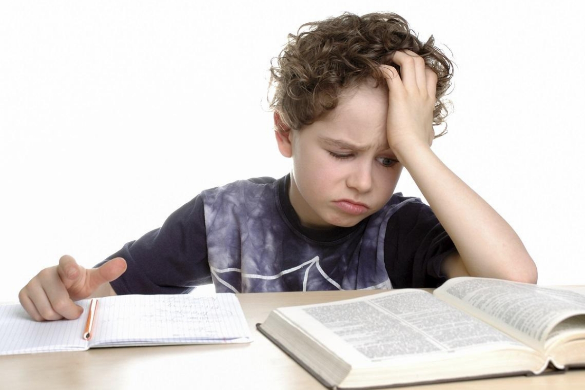 Dislexia en niños de 9 a 12 años