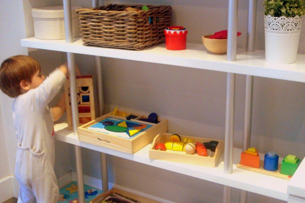 El ambiente Montessori en casa