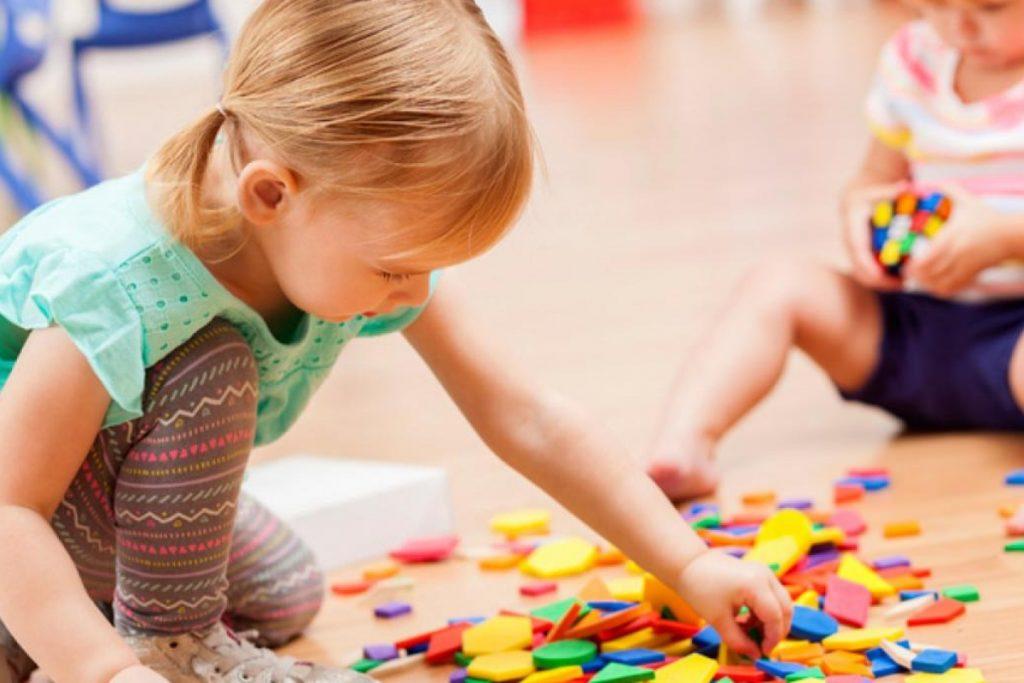 Los materiales Montessori
