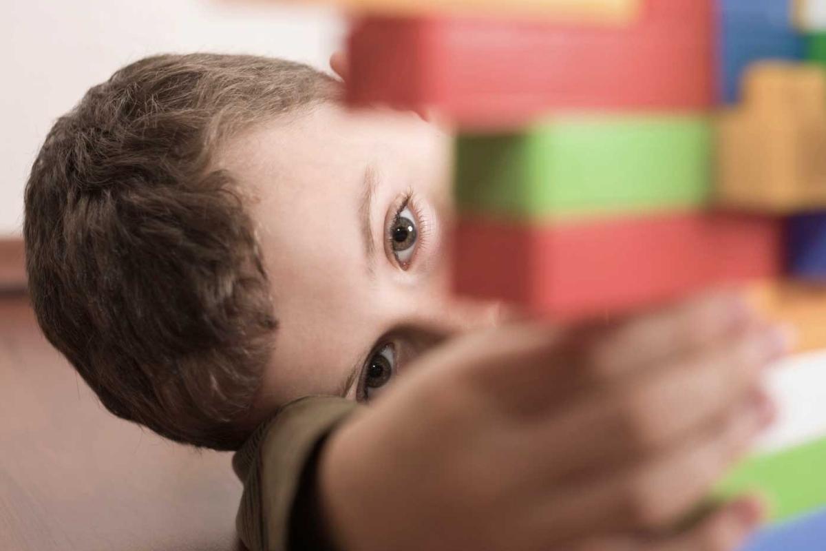 Dislexia en niños de 6 a 9 años