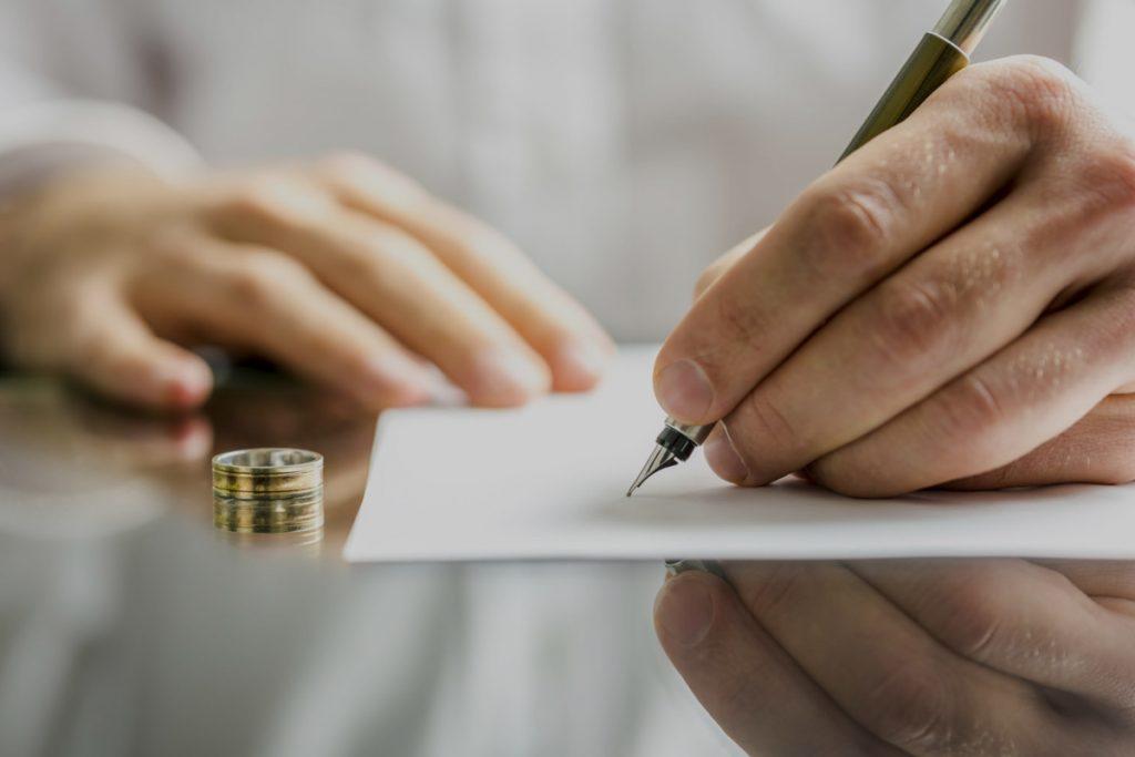 Se debe firmar un acuerdo con todos los derechos y obligaciones