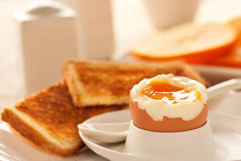 Cocción perfecta del huevo