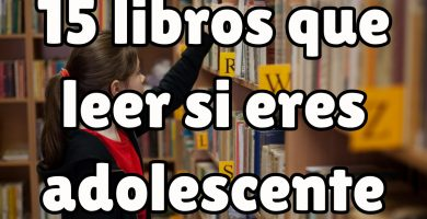 Libros que leer durante la adolescencia