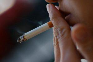 El tabaquismo es un factor de riesgo