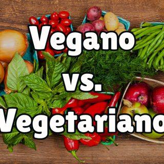 ¿Qué diferencia hay entre vegano y vegetriano?
