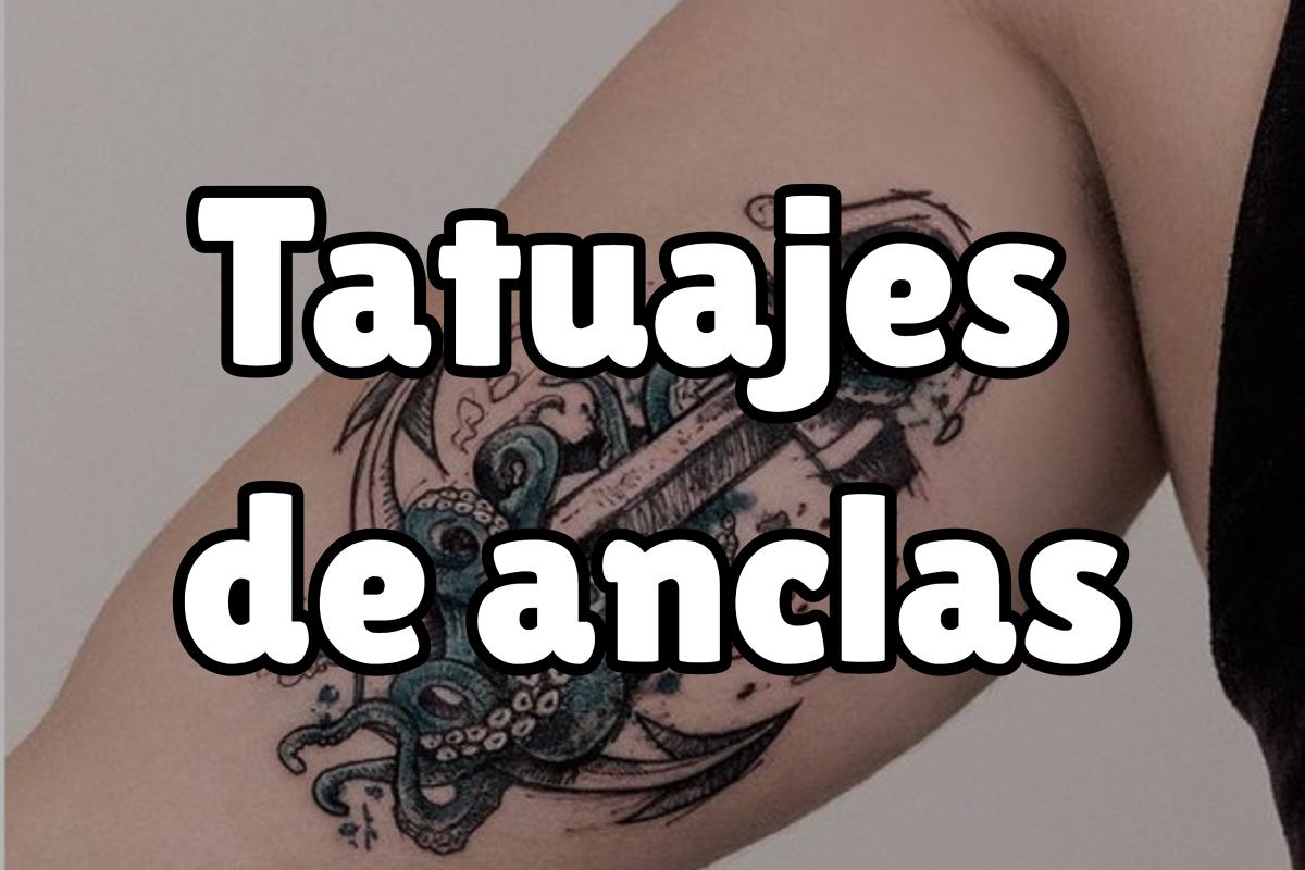 Tatuajes de anclas: un símbolo con distintos significados 6