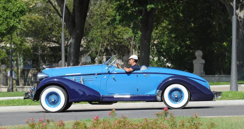Requisitos para ser considerado un coche clásico