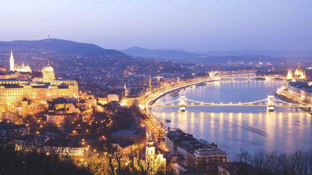 ¿Por qué viajar a Budapest?