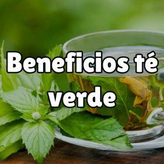 Descubre los beneficios del té verde