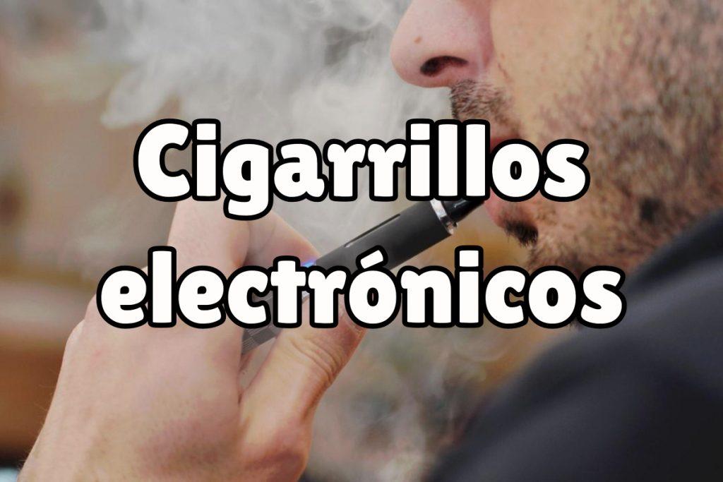 ¿Qué son los cigarrillos electrónicos?