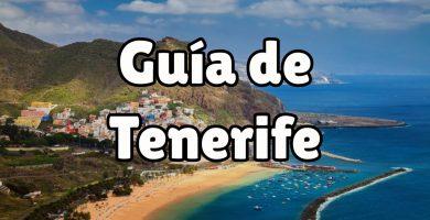 Guia para visitar Tenerife