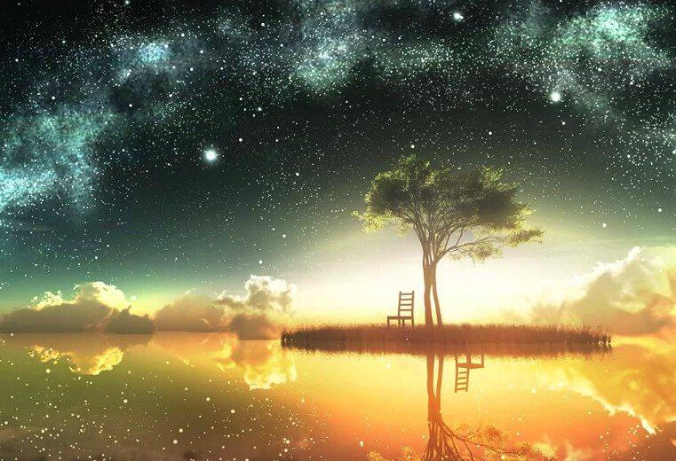 Leyendas mágicas del árbol de la vida