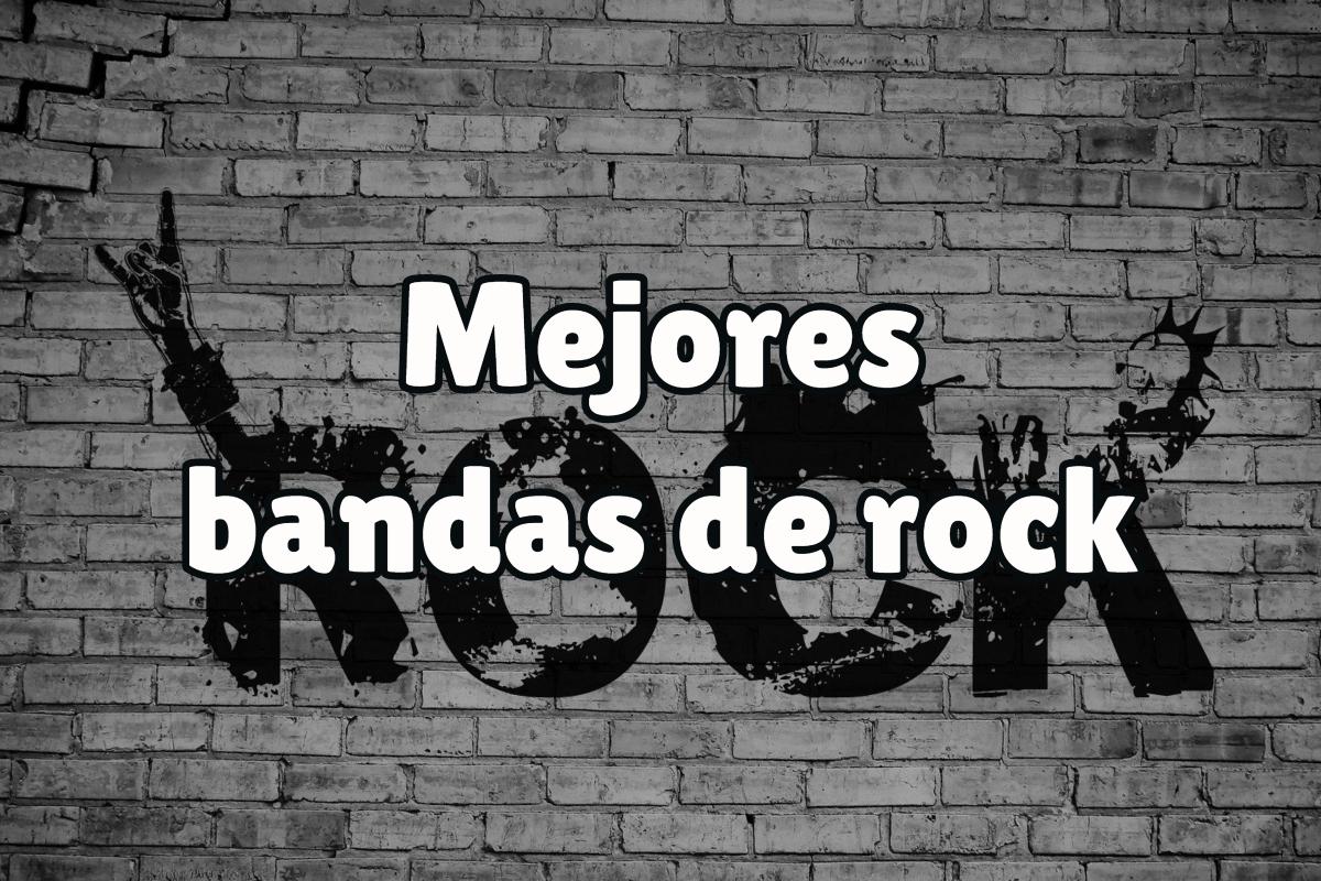 Descubre las mejores bandas de rock de la historia