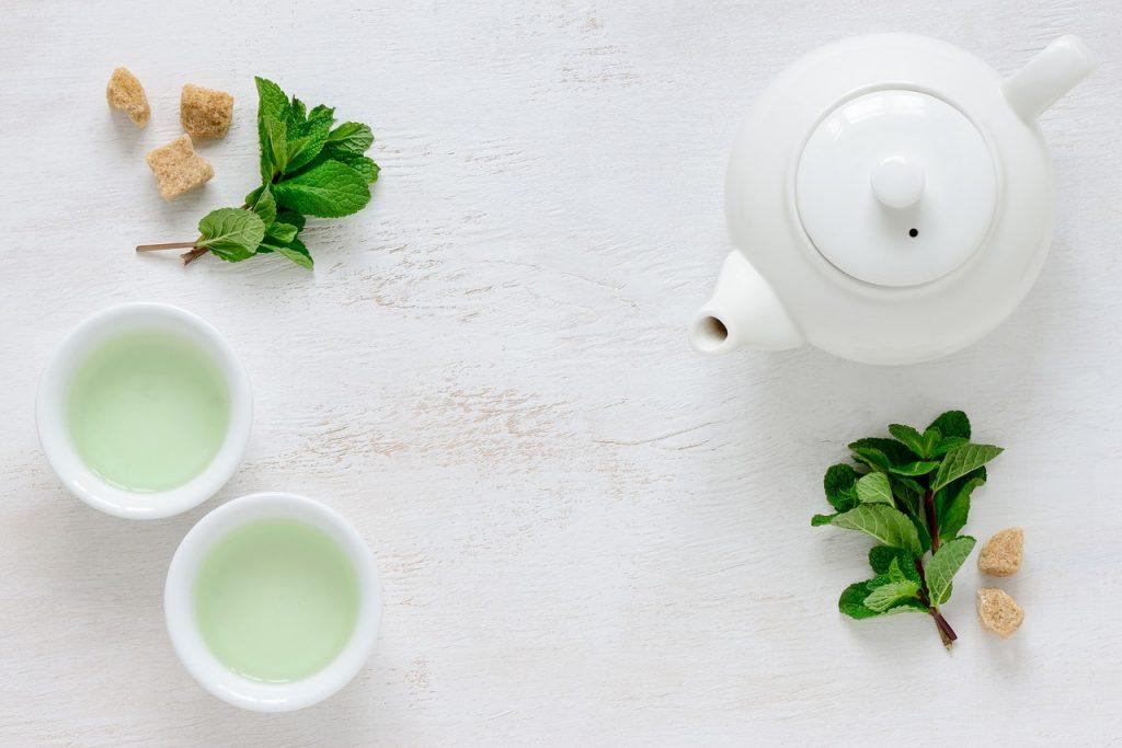 Beneficios y propiedades del té verde