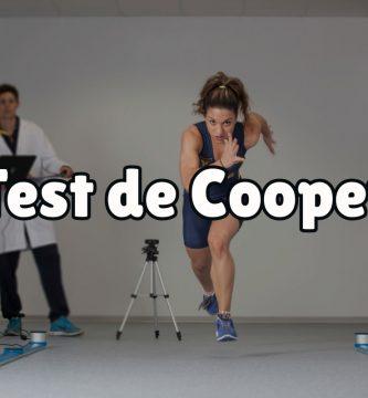 ¿Qué es el test de Cooper?