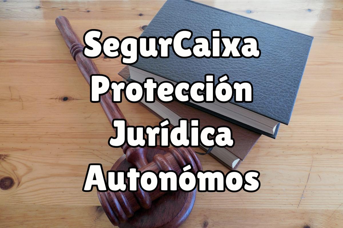 protección jurídica autónomos